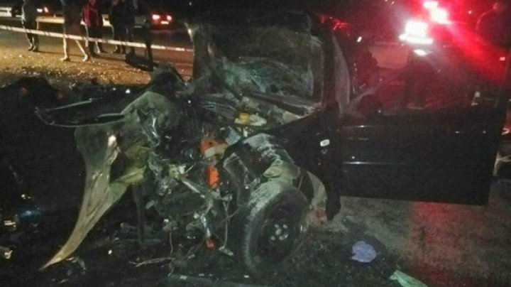 В ДТП в Крыму погибли пять человек (фото 18+)