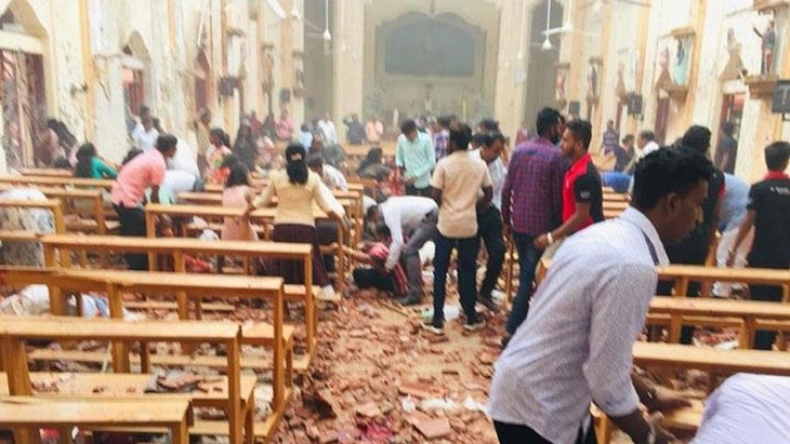 Жертв терактов на Шри-Ланке оказалось намного меньше