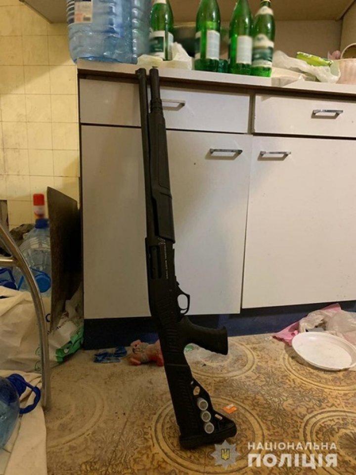 В Киеве застрелили мужчину из-за квартиры