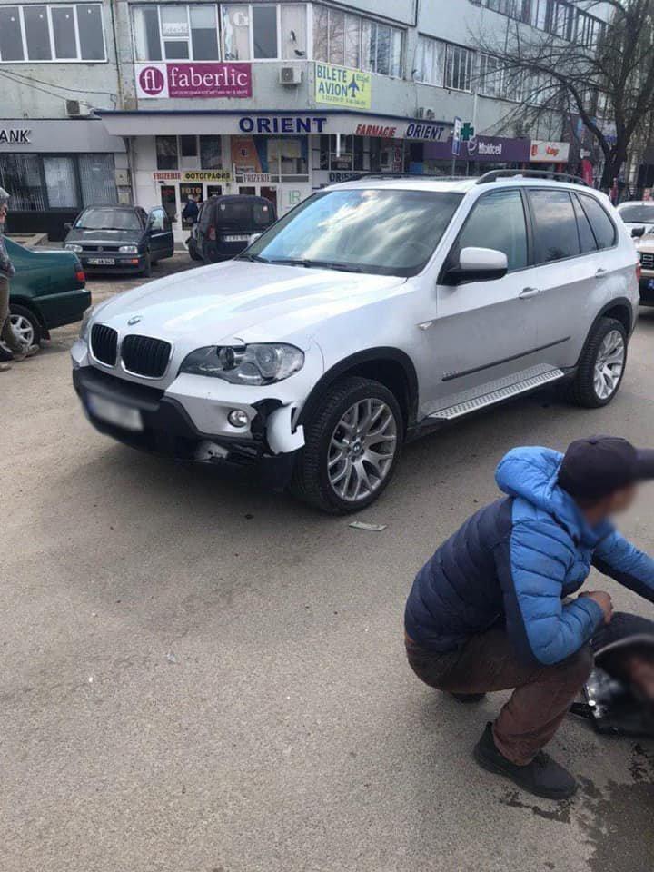 Мама с дочкой серьезно пострадали в аварии в Дрокиевском районе