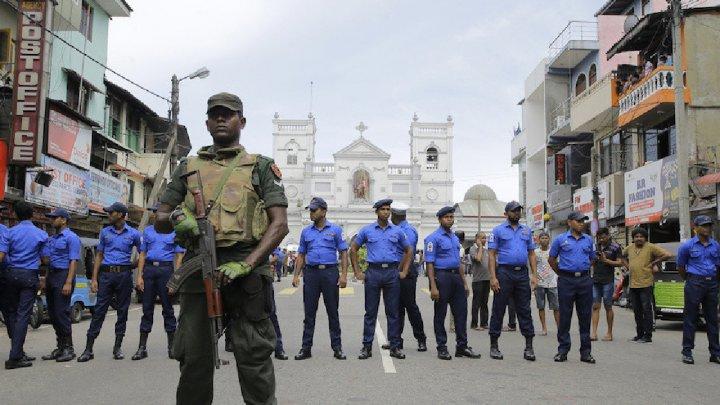 В Шри-Ланке задержали мужчину с 6,5 кг взрывчатки и сотнями детонаторов