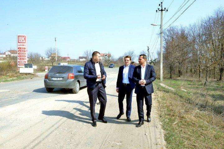 В ближайшие дни начнется ремонт дороги, ведущей к селу Будешты