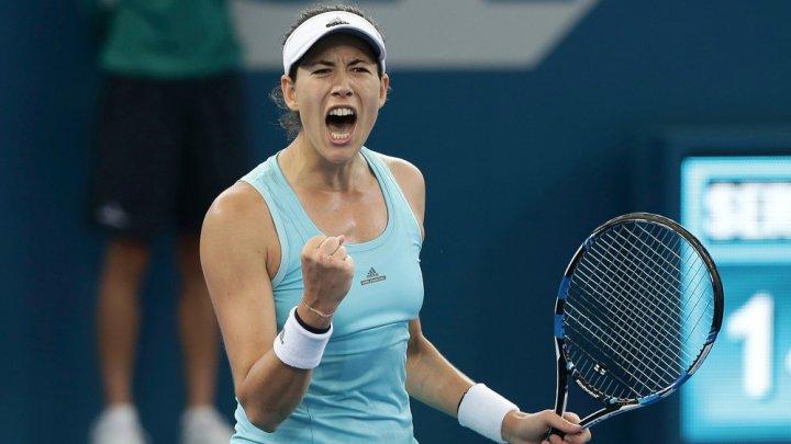 Гарбинье Мугуруса второй год подряд стала победительницей турнира по теннису