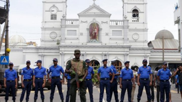 На Шри-Ланке предотвратили атаку на отель