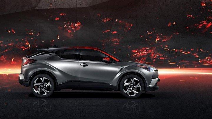 Toyota планирует выпустить новый компактный кроссовер