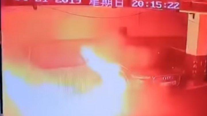 Очередную Tesla Model S заподозрили в самовозгорании