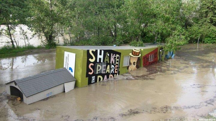 Жертвами наводнения в Южной Африке стали 60 человек