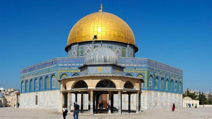 В Иерусалиме произошло возгорание в комплексе мечети Аль-Акса