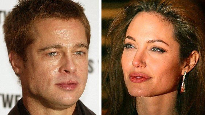Питт и Джоли официально развелись