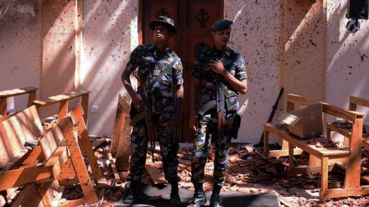 США подтвердили гибель американцев в терактах на Шри-Ланке