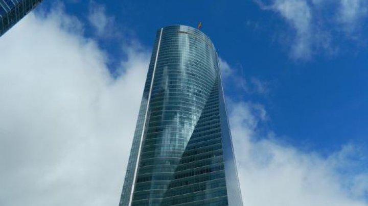 Сообщение о бомбе в небоскребе в Мадриде оказалось ложным