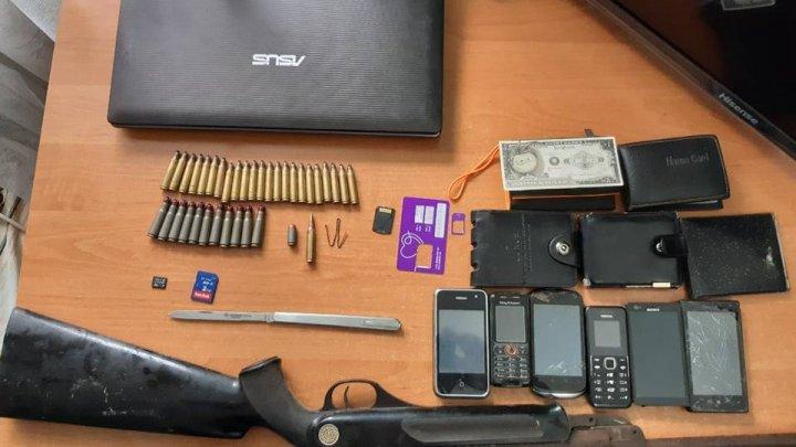 Жителя Ставчен задержали за незаконное хранение оружия и боеприпасов
