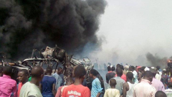 Взрыв нефтяной цистерны в Нигерии: погибли 12 человек