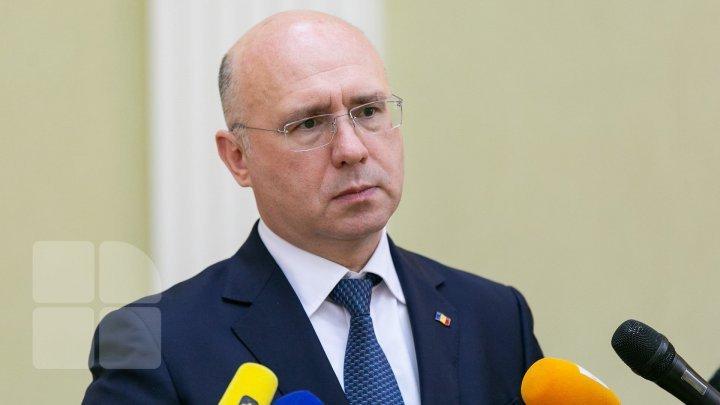 """Павел Филип: """"Молдова сожалеет французскому народу, мы готовы помочь, всем, чем сможем"""""""