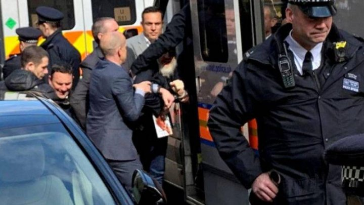 В Эквадоре заявили о 40 млн кибератак после ареста Ассанжа