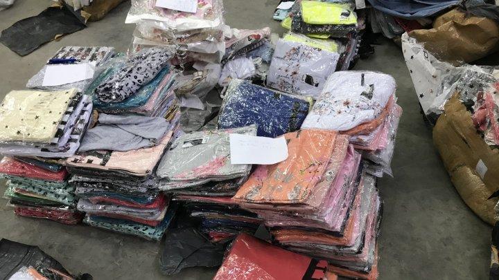 Контрабанда стоимостью один миллион леев обнаружена на таможне в Джурджулештах (фото)