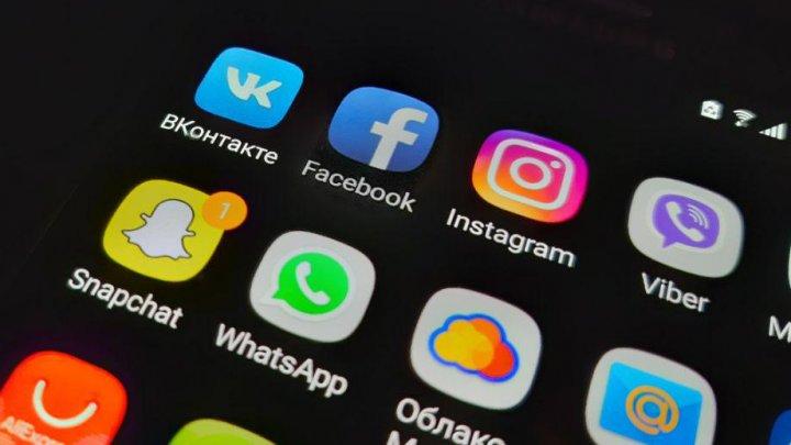 В Facebook, Instagram и WhatsApp произошел глобальный сбой