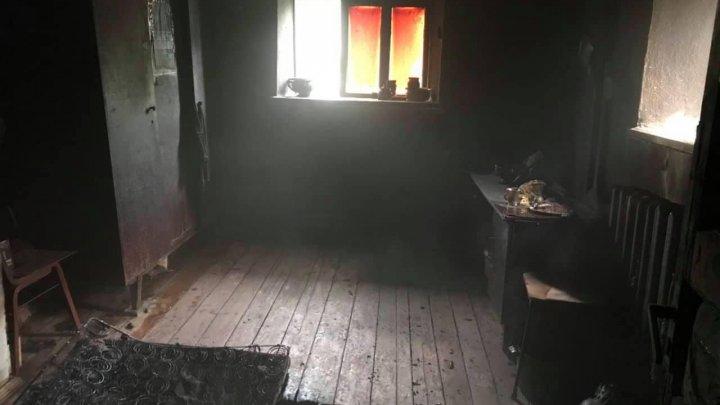 Жительница Тараклии заживо сгорела в собственном доме