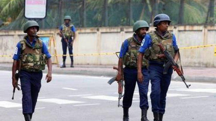 СМИ: Полицейские Шри-Ланки убили семью организатора терактов