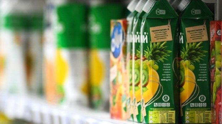 В России пенсионер заплатил миллион рублей за два пакета сока