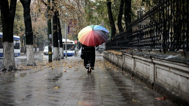 На Молдову надвигается полярный фронт: местами похолодает до -5 градусов