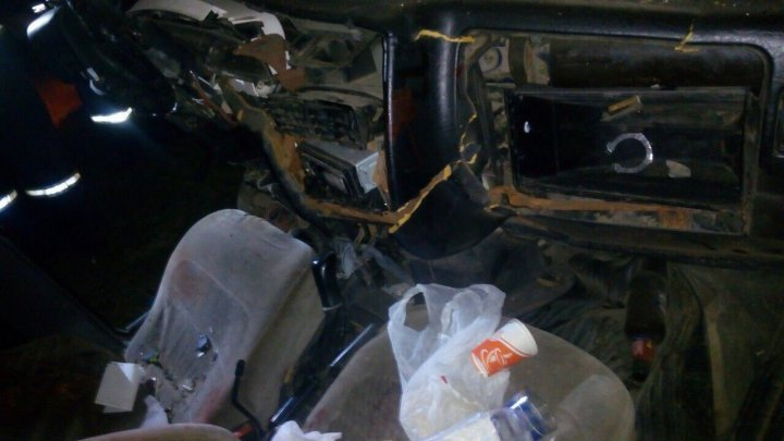 При выезде из Тараклии произошло ДТП: пассажир скончался на месте