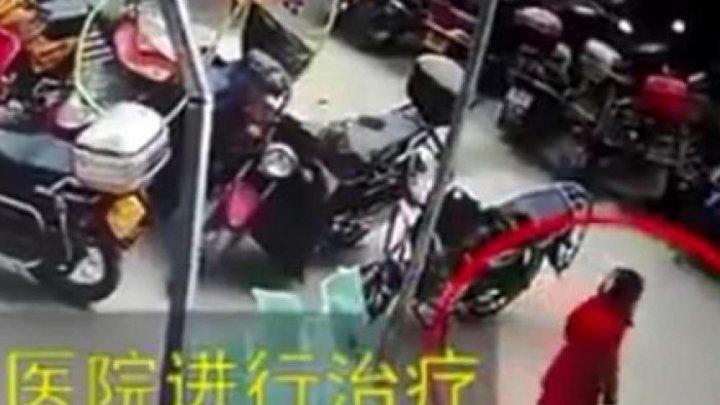 Шестилетняя девочка выпала с 26-го этажа и отделалась переломом руки