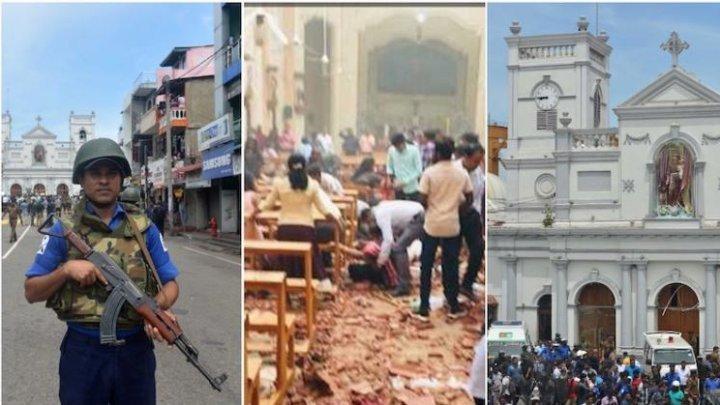 Число жертв терактов на Шри-Ланке увеличилось до 290