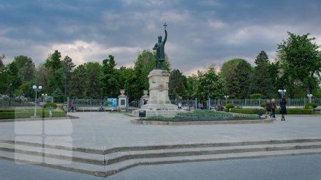 Прохожие нашли труп в столичном парке Штефана чел Маре