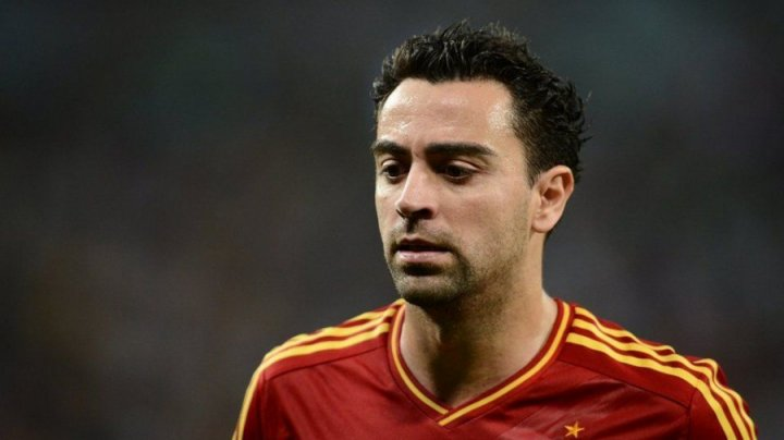 Испанский футболист Хави сыграл последний матч в профессиональной карьере