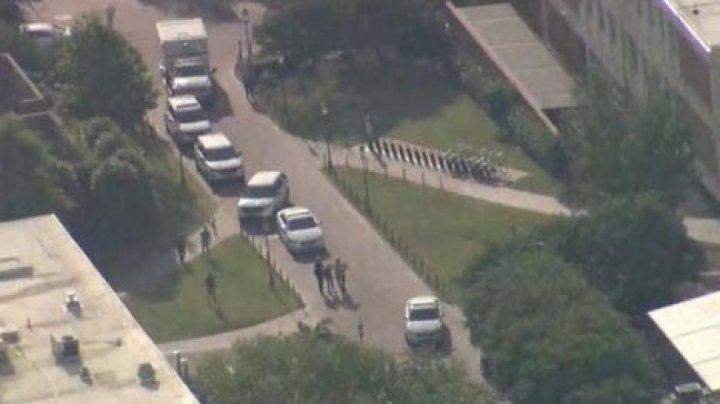 В университете США произошла стрельба (видео)