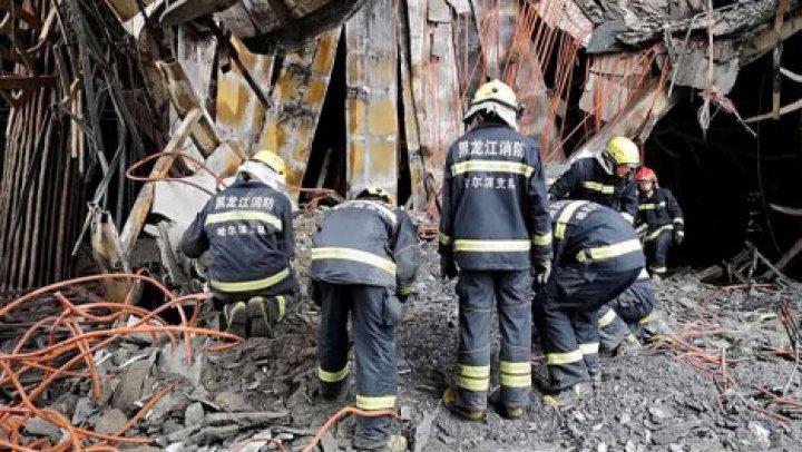 СМИ: В Китае пять человек погибли и 27 пострадали при пожаре в жилом доме