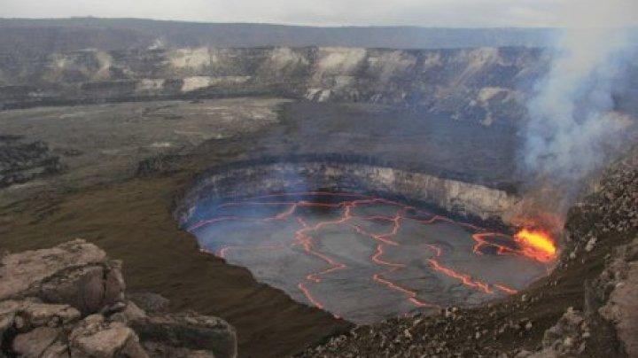 На Гавайях турист упал в кратер вулкана и выжил