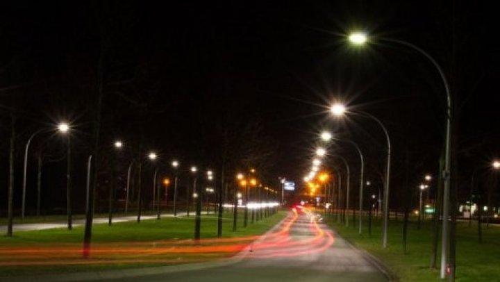 В Калараше обновят систему уличного освещения