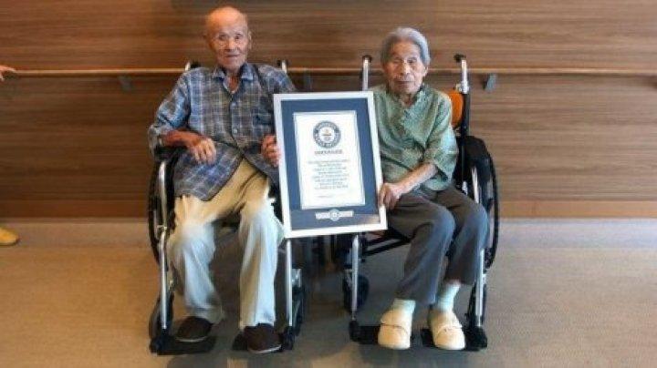 В Японии умер мужчина из старейшей в мире пары супругов