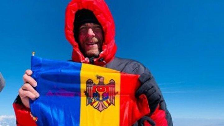 Молдавский альпинист покорил вершину Эвереста