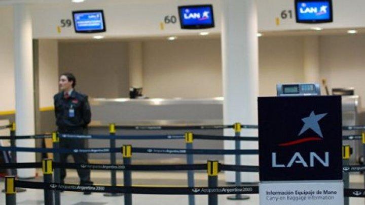 В аргентинских аэропортах отменили все рейсы из-за забастовки