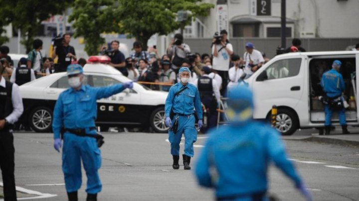 В Японии мужчина с ножами напал на школьников в парке