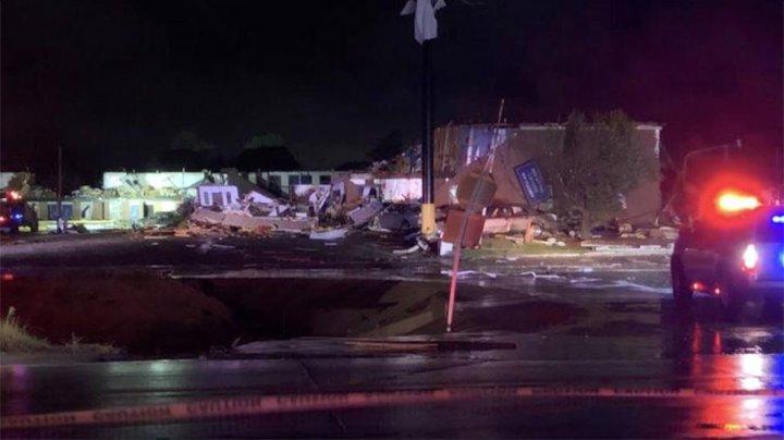 Два человека стали жертвами торнадо в американском штате Оклахома