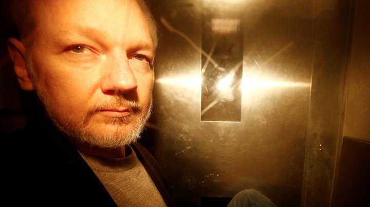 В WikiLeaks заявили об ухудшении состояния здоровья Ассанжа