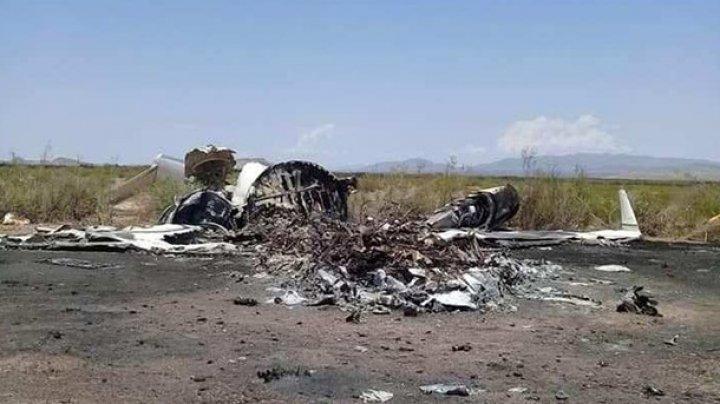 Авиакатастрофа в Мексике унесла жизни 13 человек (фото)