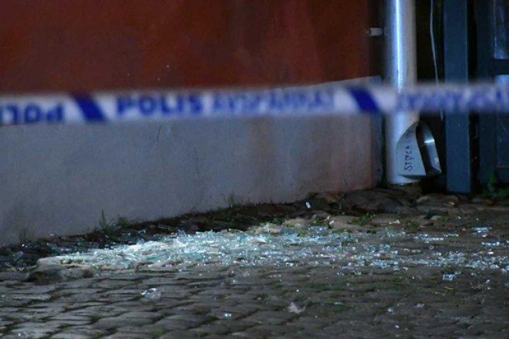 В Швеции прогремел взрыв в ресторане (фото)