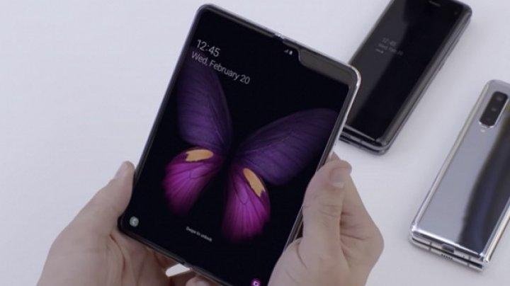 Samsung убрала недостатки экрана Galaxy Fold