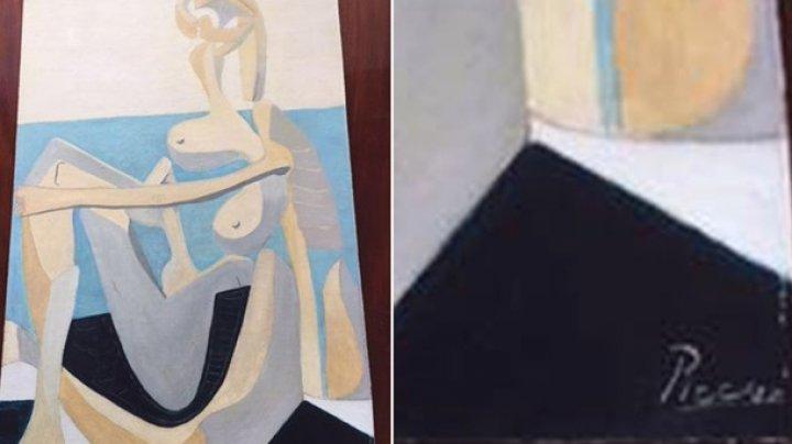 Британец купил подлинник Пикассо за 293 доллара