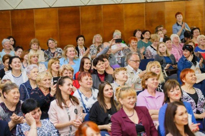 В Виннице прошел конкурс красоты Госпожа 60+