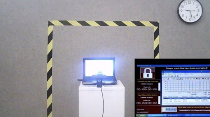 """На продажу выставили """"самый опасный в мире ноутбук"""""""