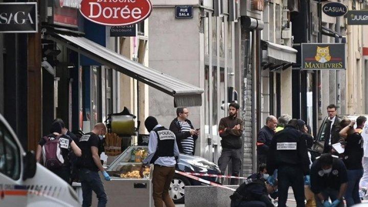 Взрыв в Лионе: полиция задержала подозреваемого