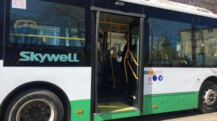 Китайцы намерены производить электробусы в Украине