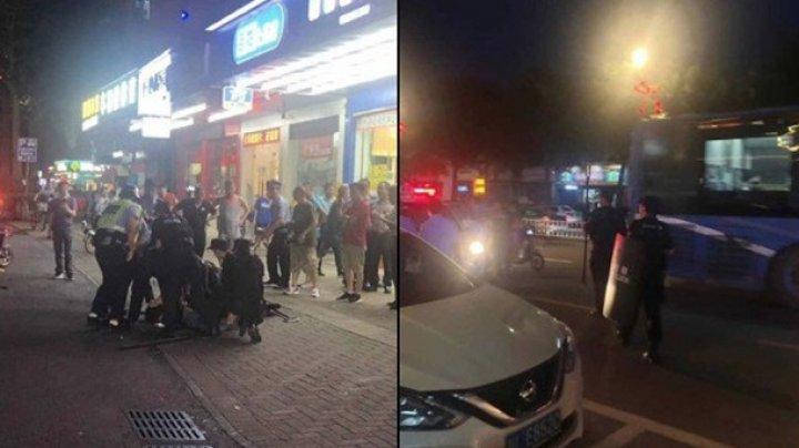 Мужчина устроил резню на рынке в Китае: восемь раненых