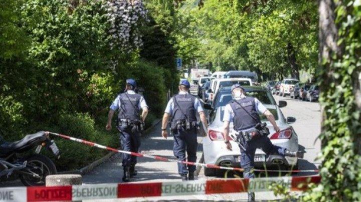 В Цюрихе мужчина застрелил двух заложниц